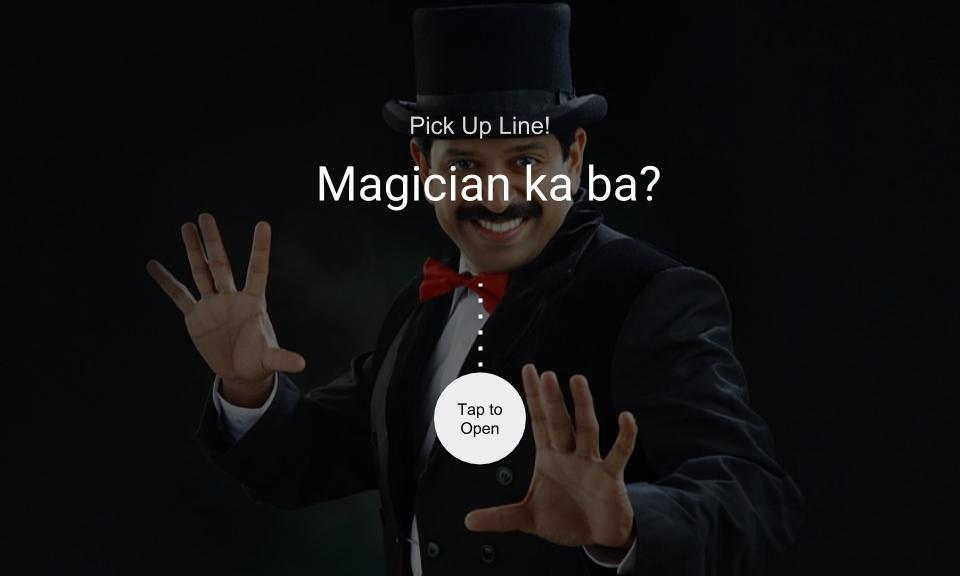 Magician ka ba?