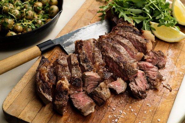 Unlimited Rib Eye Steak…
