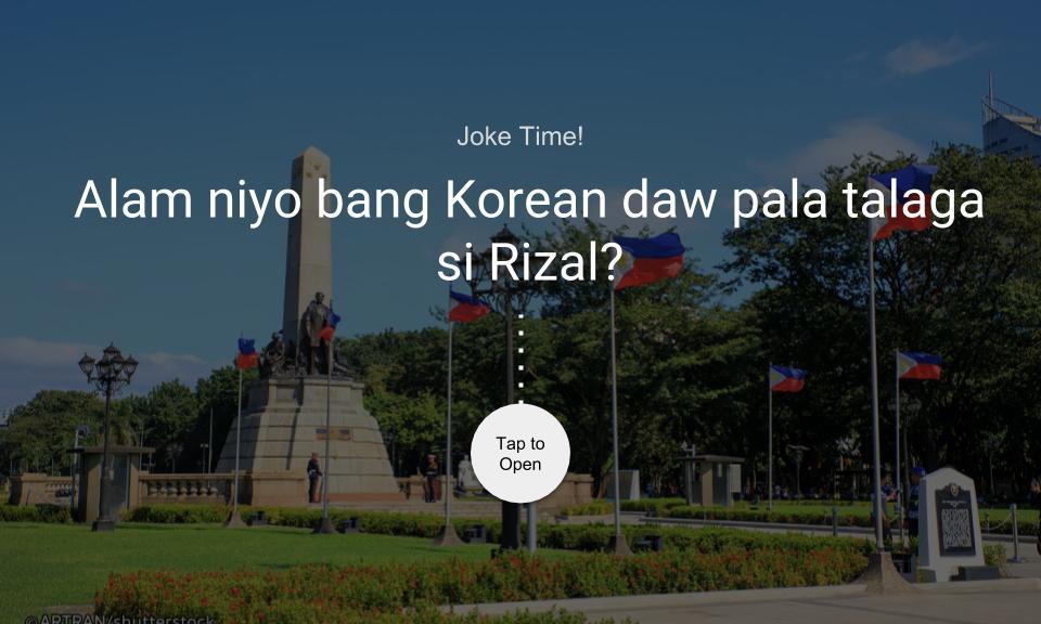Alam niyo bang Korean daw pala talaga si Rizal?