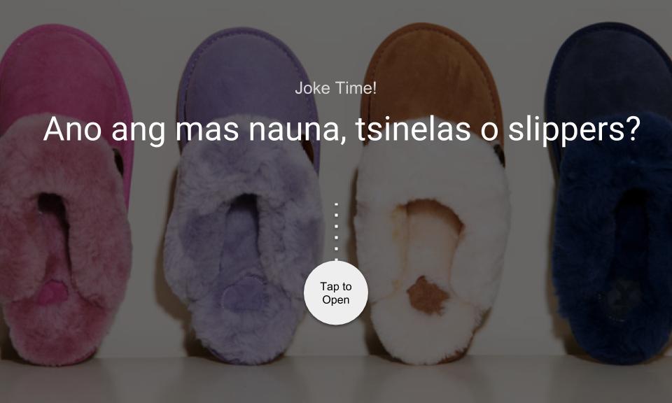 Ano ang mas nauna, tsinelas o slippers?