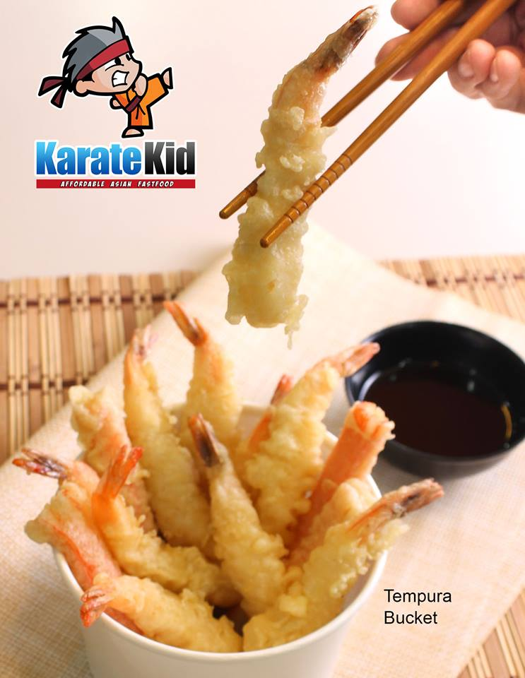 Karate Kid's All You Can Eat Tempura!