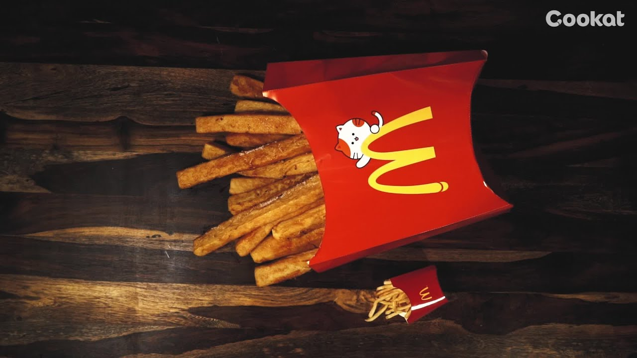 NOW, that's GO LARGE BIGTIME FRIES