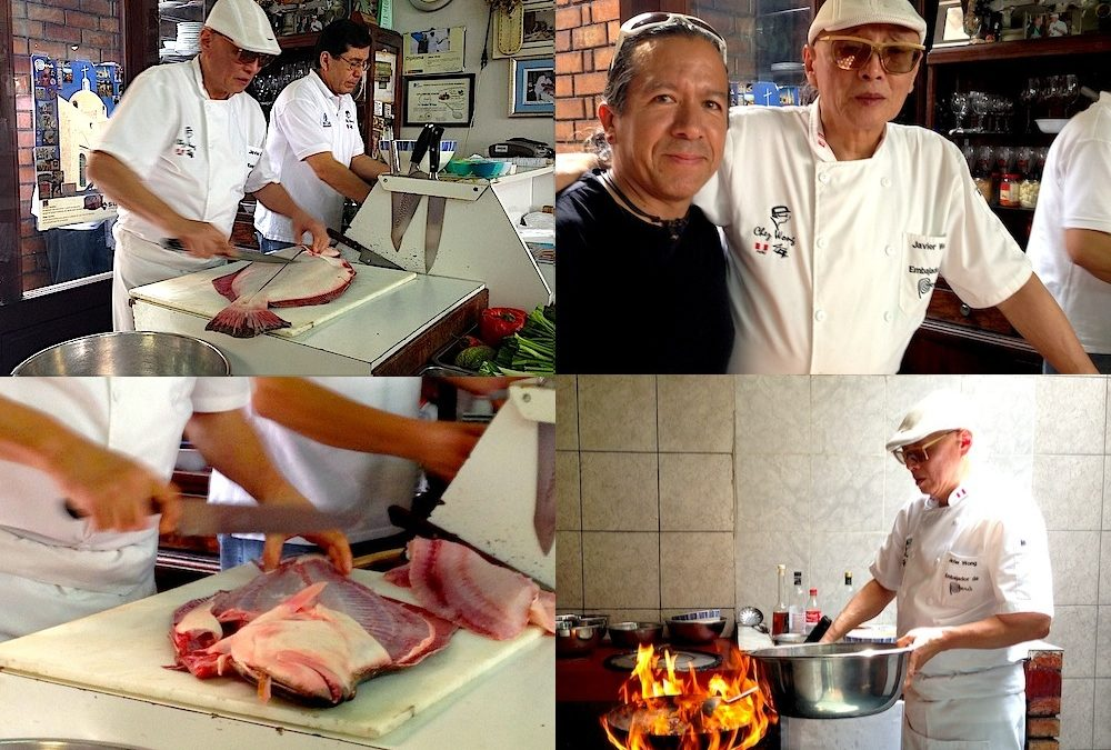Peruvian Octopus and Fish Ceviche Recipe
