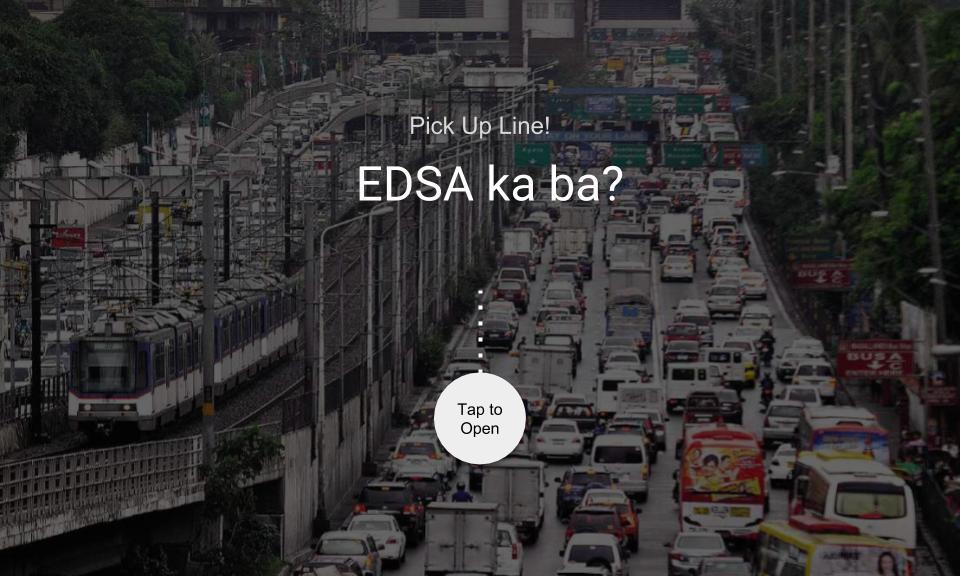 EDSA ka ba?
