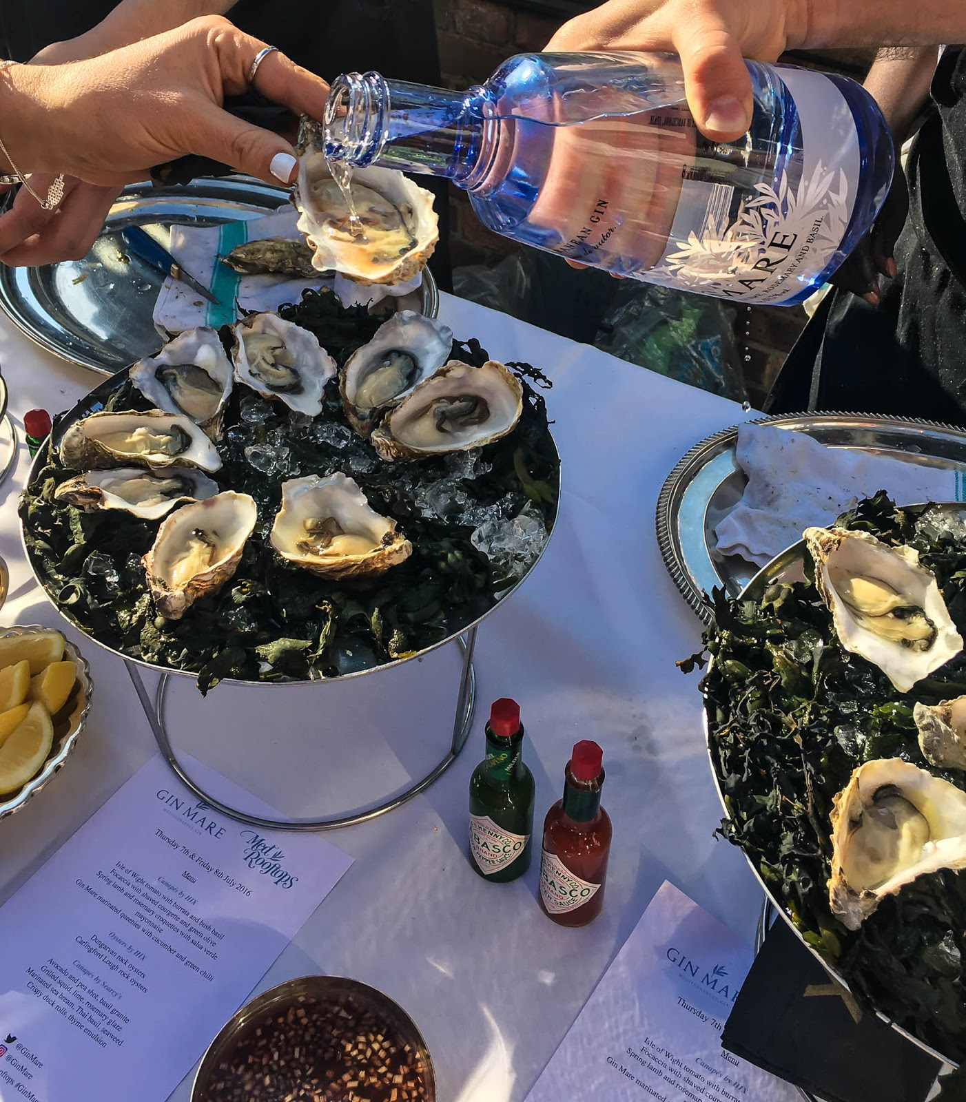 Vietnamese-Inspired Gin Oysters Recipe…