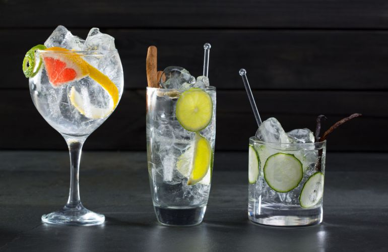 Cheers! Make These Gin Mixes to Impress!