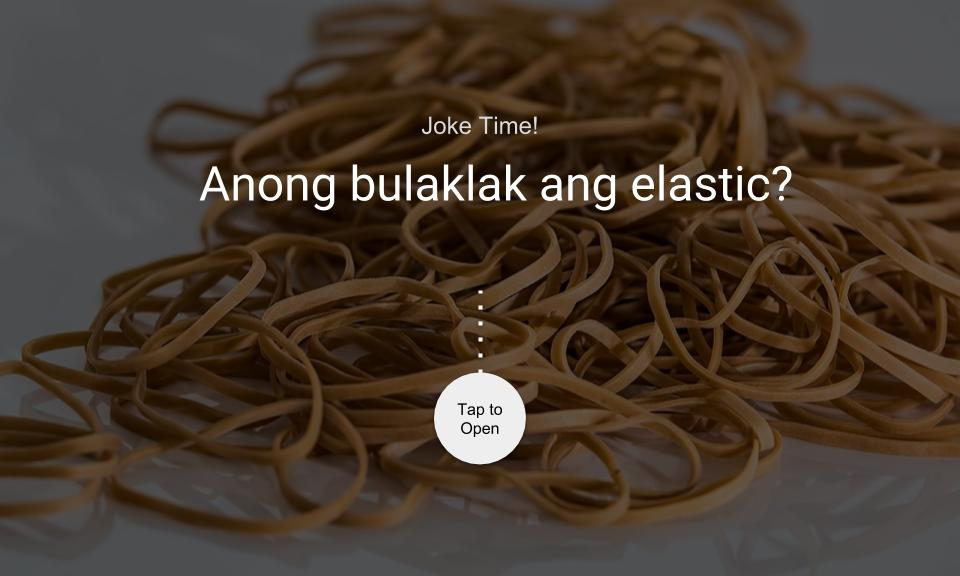 Anong bulaklak ang elastic?