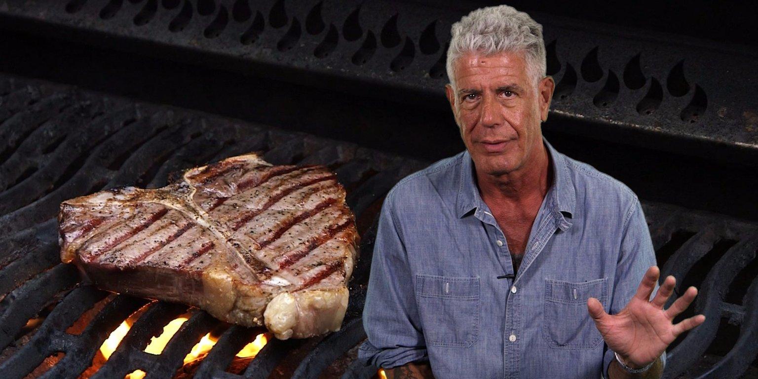 Wag mong Gawin sa Steak – Bourdain