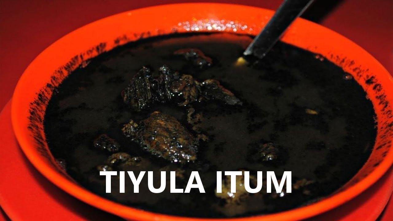 Tiyula Ityum: Muslim Royal Soup Recipe