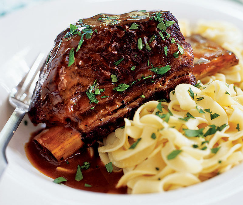These Braised Beef Short Rib is to DIE FOR…