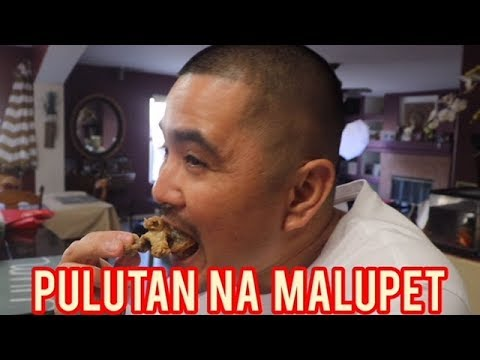Cooking with the Pambansang Kolokoy