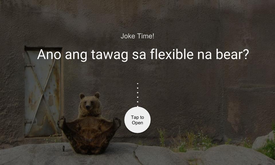 Ano ang tawag sa flexible na bear?
