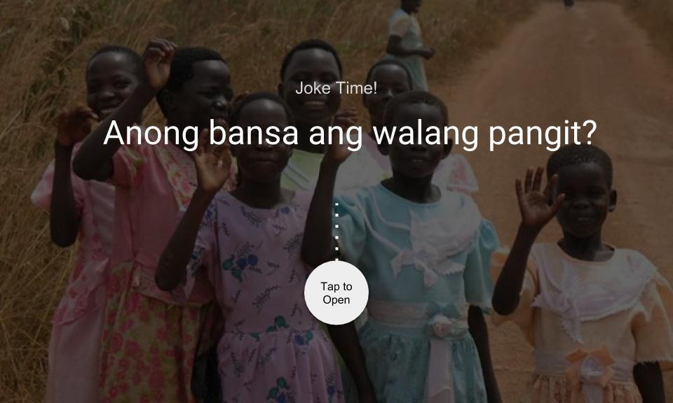 Anong bansa ang walang pangit?