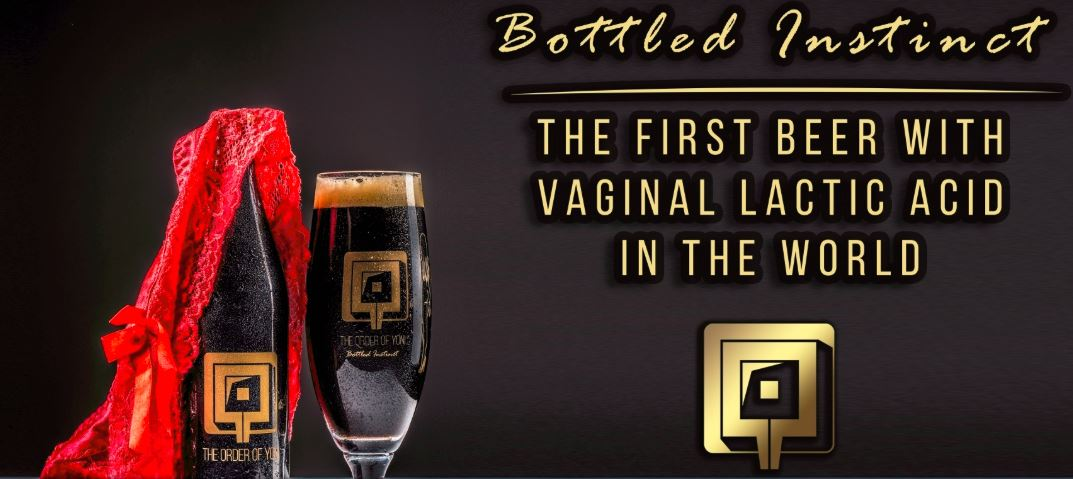 A Tall Glass of VAGINAL BEER, Please…