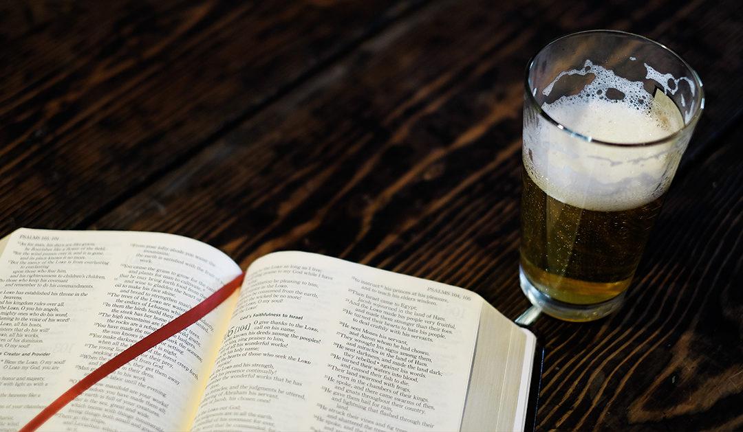 Beer Bible Study