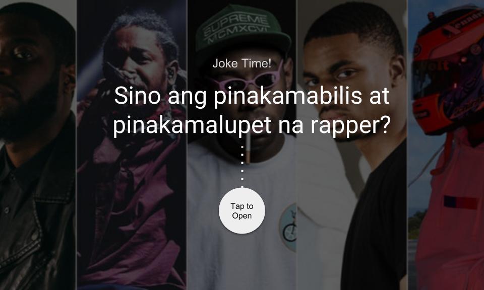 Sino ang pinakamabilis at pinakamalupet na rapper?