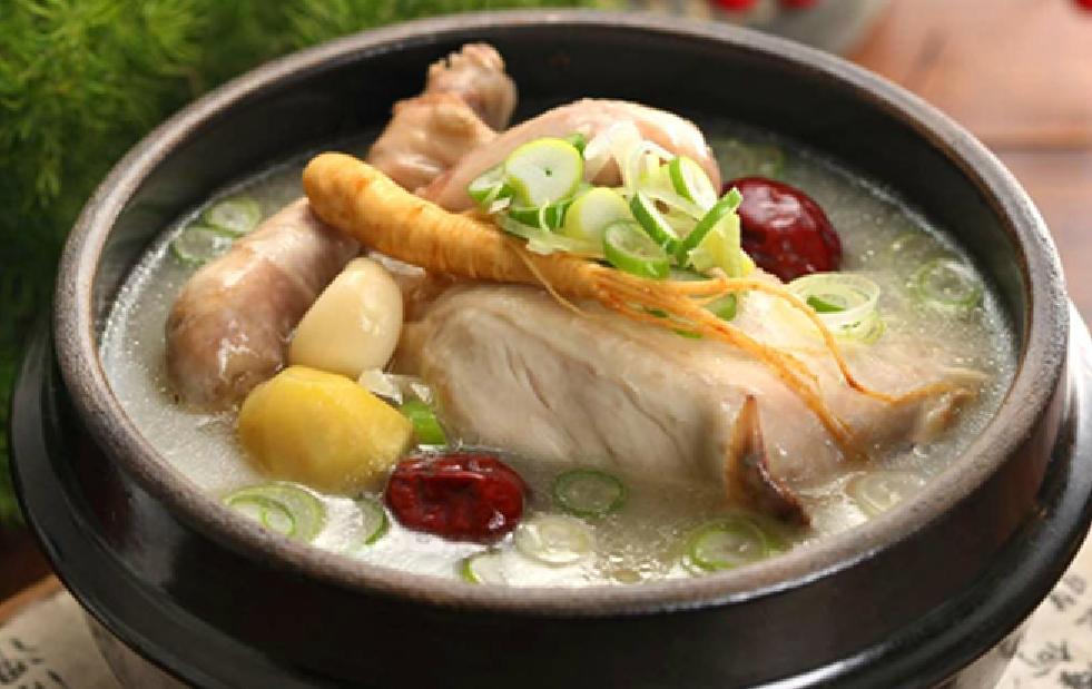 Nursing A Hangover? Grab A Bowl of Samgyetang