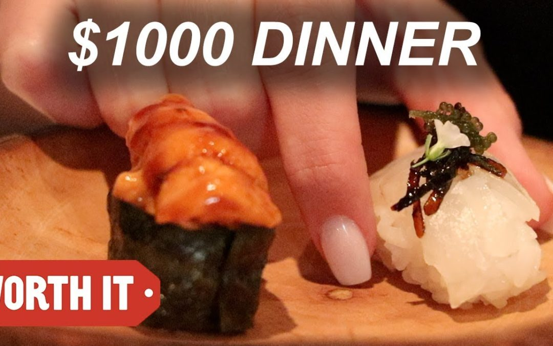 This is what P54,000++ Dinner Look Like…