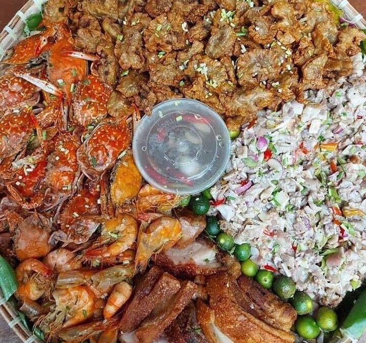 Daddymoños Foodtrap – Pulutan sa Bilao