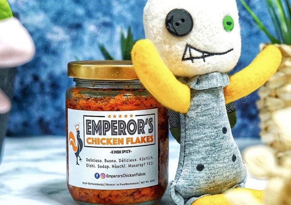 Emperor's Chicken Flakes