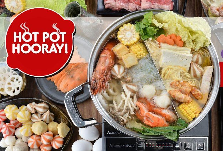 Hot Pot Hooray!