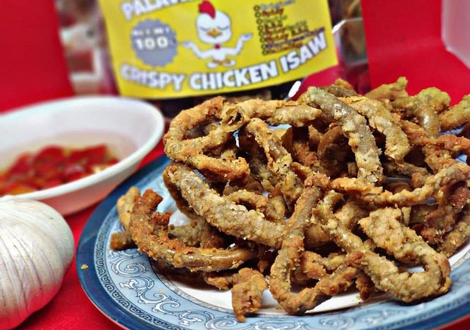 Kuyamac's Crispy Chicken Isaw