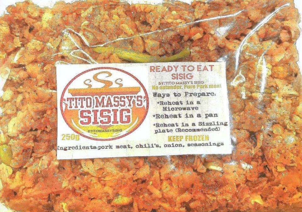 Tito Massy's Food Products /Tito Massy's Sisig